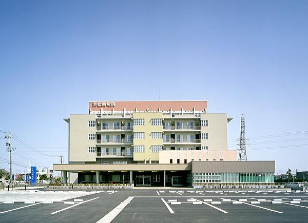 浜松南病院2