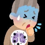 肺結核 〜介護用語集〜 イメージ