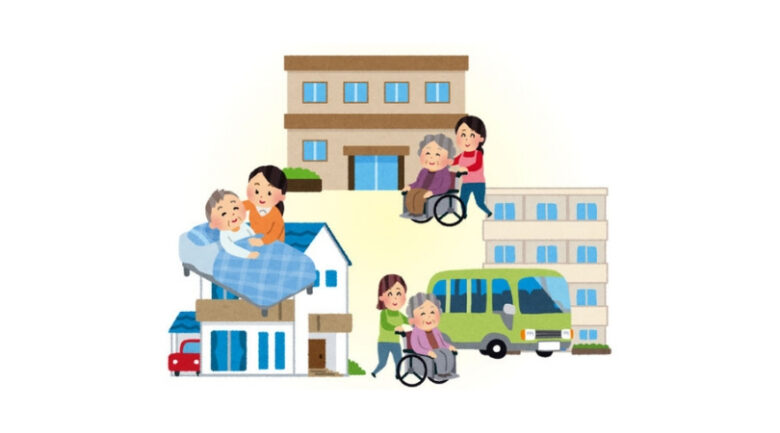 利用者のニーズに応える「在宅介護」(1) イメージ