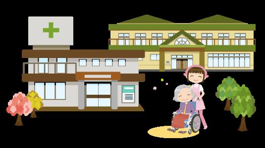 非営利法人の介護事業 イメージ