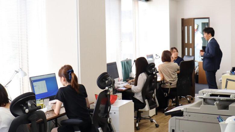 出勤時間日数自由 |エクセルを使用する事務職| 浜松市中区 イメージ